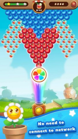 Shoot Bubble: Fruit Splash