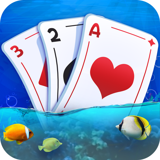 Solitaire: Fish Rescue картинка