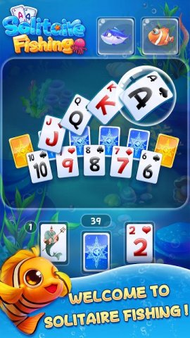 Solitaire: Fish Rescue