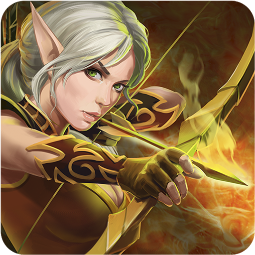 Forge of Glory: Match3 MMORPG & Action Puzzle Game картинка
