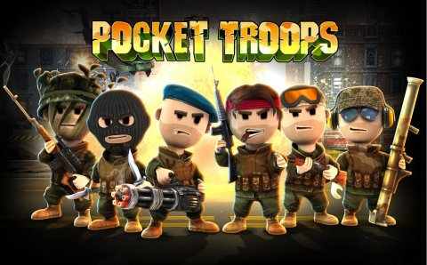 Pocket Troops