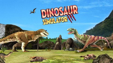 Dinosaur Games Simulator 2018
