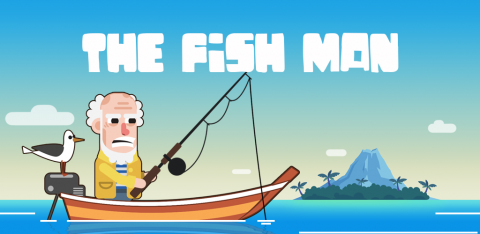 The Fish Man: Legend Shark Master