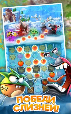 Best Fiends: Free Puzzle Game