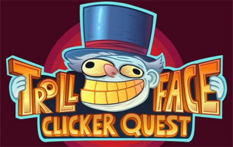 Troll Face Clicker Quest