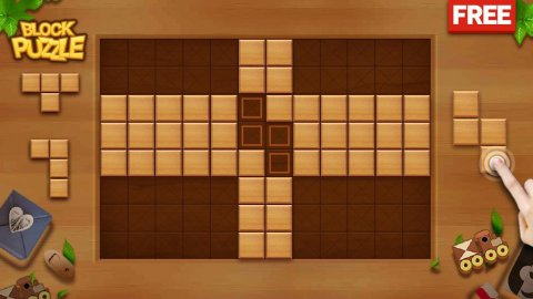 Block Puzzle: Wood Legend