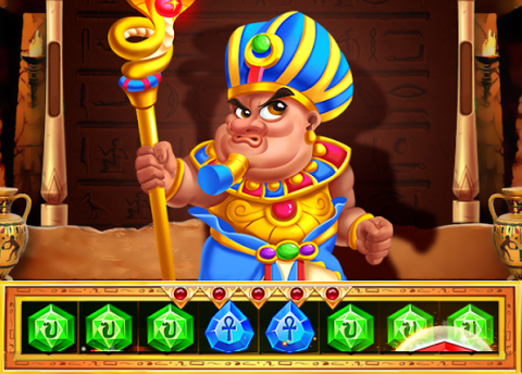 Pharaoh World Match 3