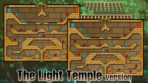 Redboy and Bluegirl: The Light Temple