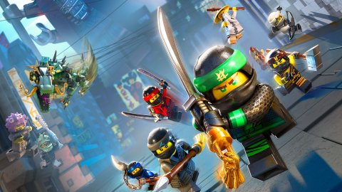 Teaser Lego Ninjago Tournament