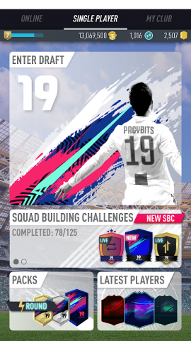 FUT 19 DRAFT by PacyBits
