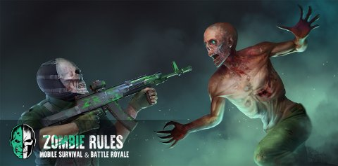 Zombie Rules: Mobile Survival & Battle Royale