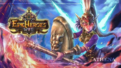 Epic Heroes War: Gods Summoners - Action story game
