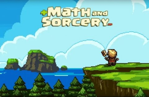 Math and Sorcery: Math Battle RPG