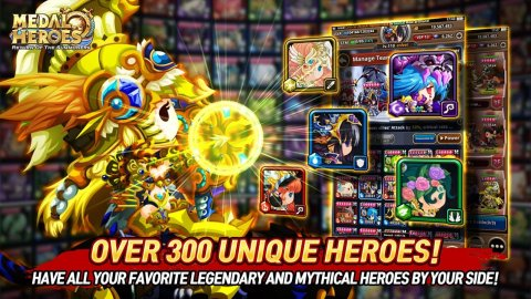 Medal Heroes: Return of the Summoners