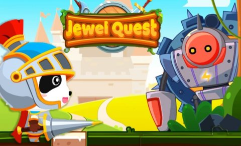 Little Panda's Jewel Quest