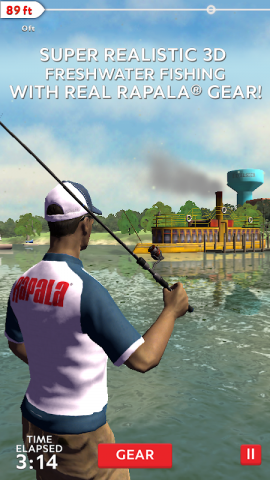 Rapala Fishing: Daily Catch