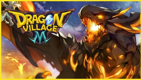 Dragon RPG: Dragon Village M