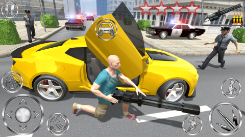 Crime Simulator: Game Free