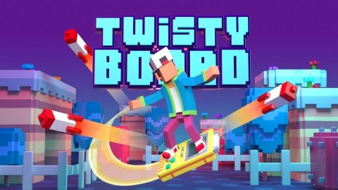 Twisty Board 2