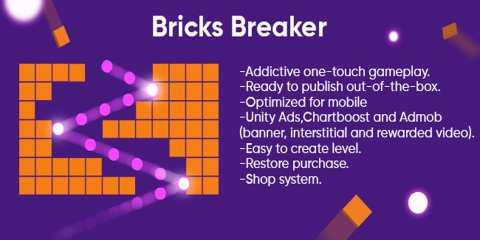 Swipe Brick Breaker: The Blast