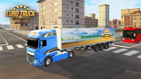 Euro Truck Driver 2018: Truckers Wanted