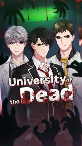 University of the Dead: Romance Otome Game