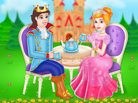Life of a Princess: Story