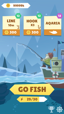 Fishing Champion: Be A Fishing Master