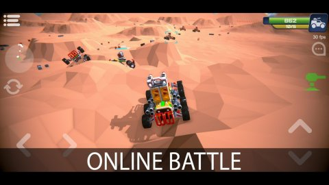 Block Tech: Epic Sandbox Car Craft Simulator Test
