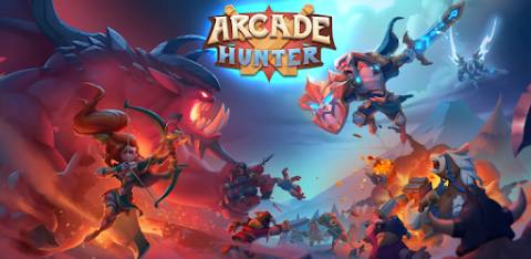 Arcade Hunter: Sword,Gun, and Magic