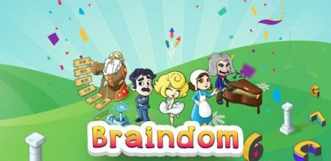Braindom: Mind games, tricky puzzles
