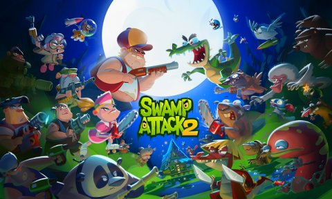 Swamp Attack 2