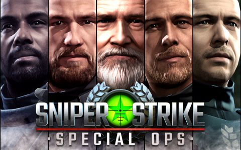 Sniper Strike: FPS 3D Shooting Game