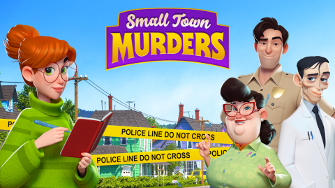 Small Town Murders: Match 3