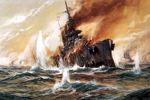 Battleship: Sea War