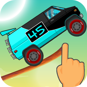 Road Draw: Climb Your Own Hills картинка