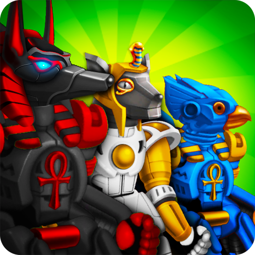 Robots Vs Zombies: Transform To Race And Fight картинка